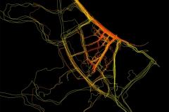 All activities heatmap